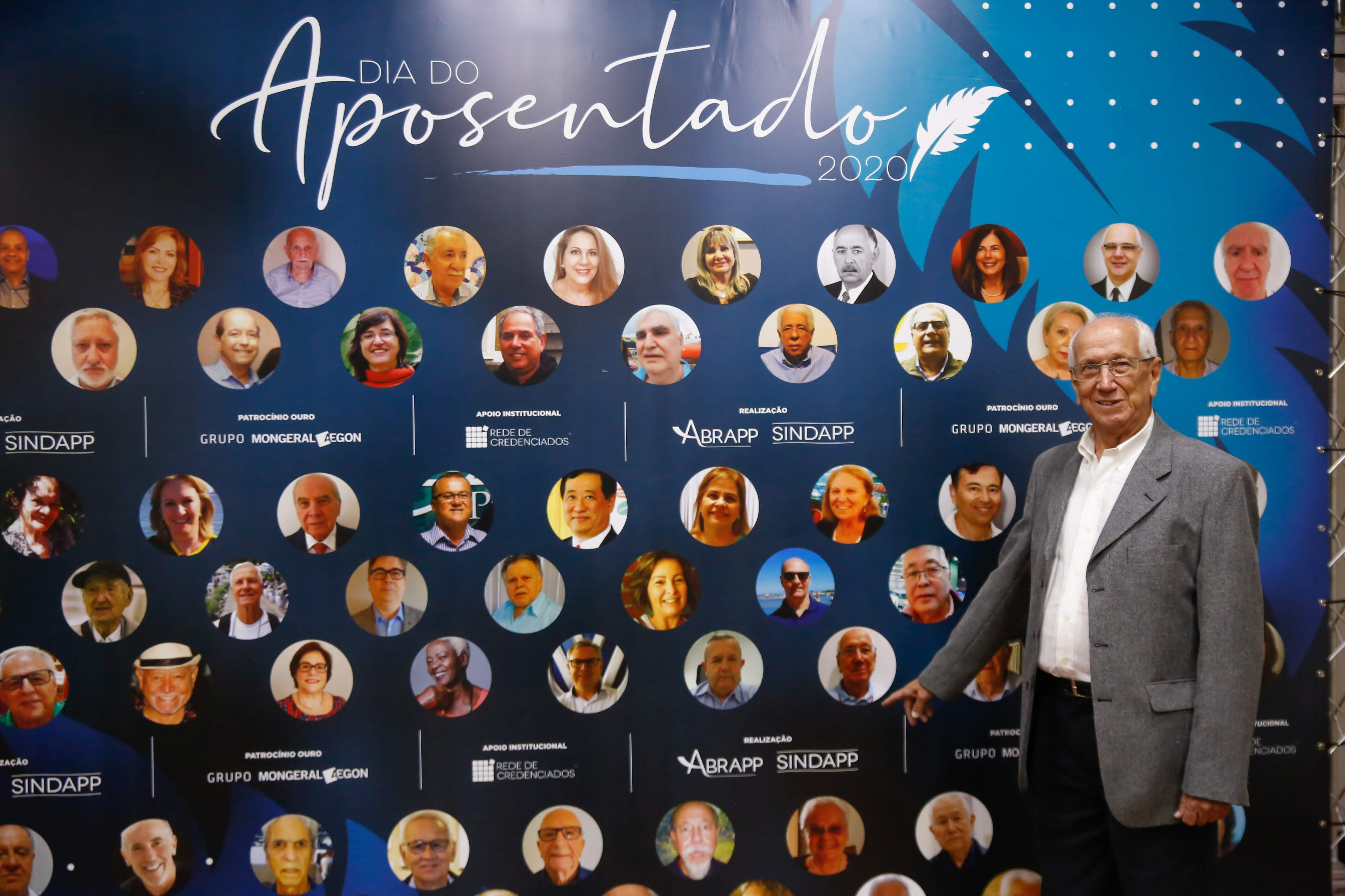 Dia do Aposentado 2020 - A Braslight participou do evento...